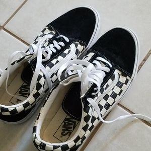 Vans Shoes - Vans Checkerboard Men's 9.5 Women's 11